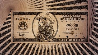 Cali Gift Money